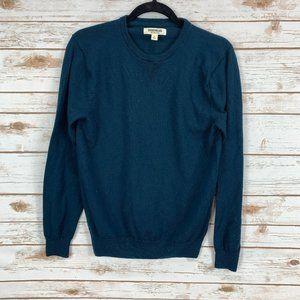 Goodthreads Merino Wool Sweater Teal